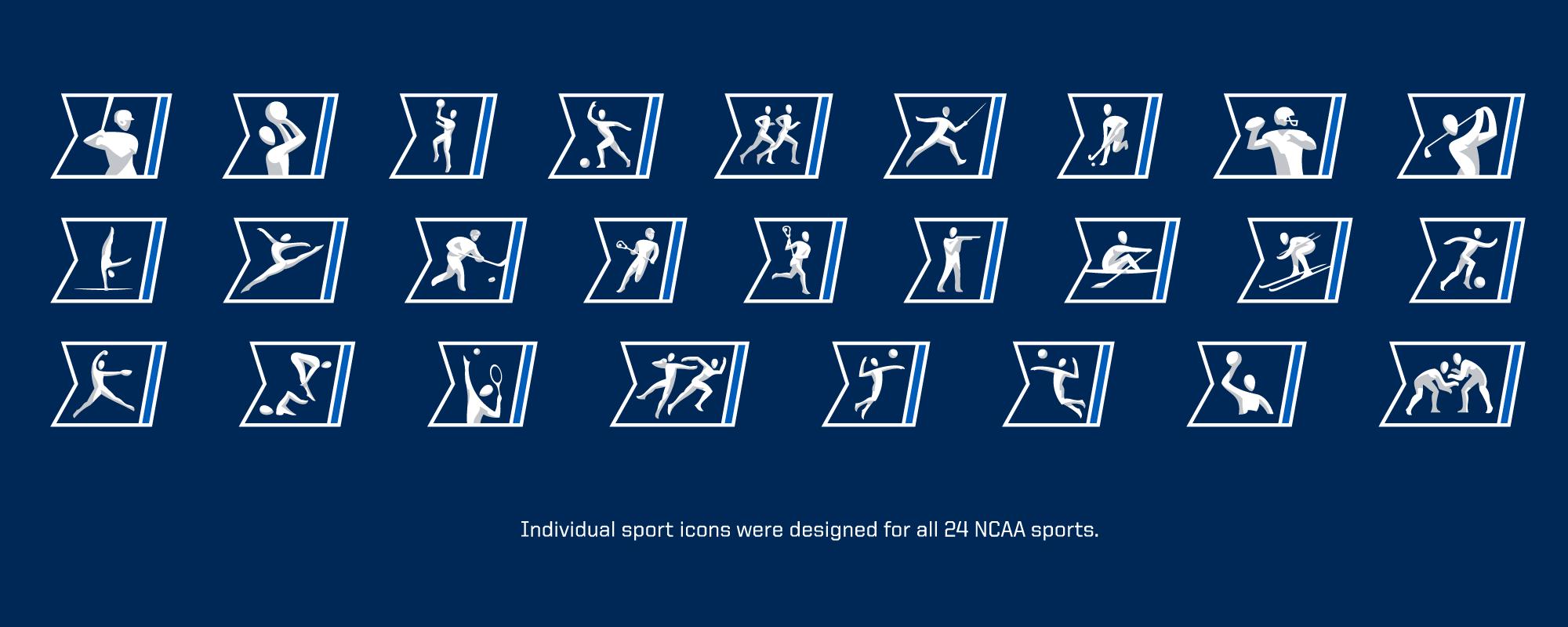 New Logos for NCAA Championships by Joe Bosack & Co
