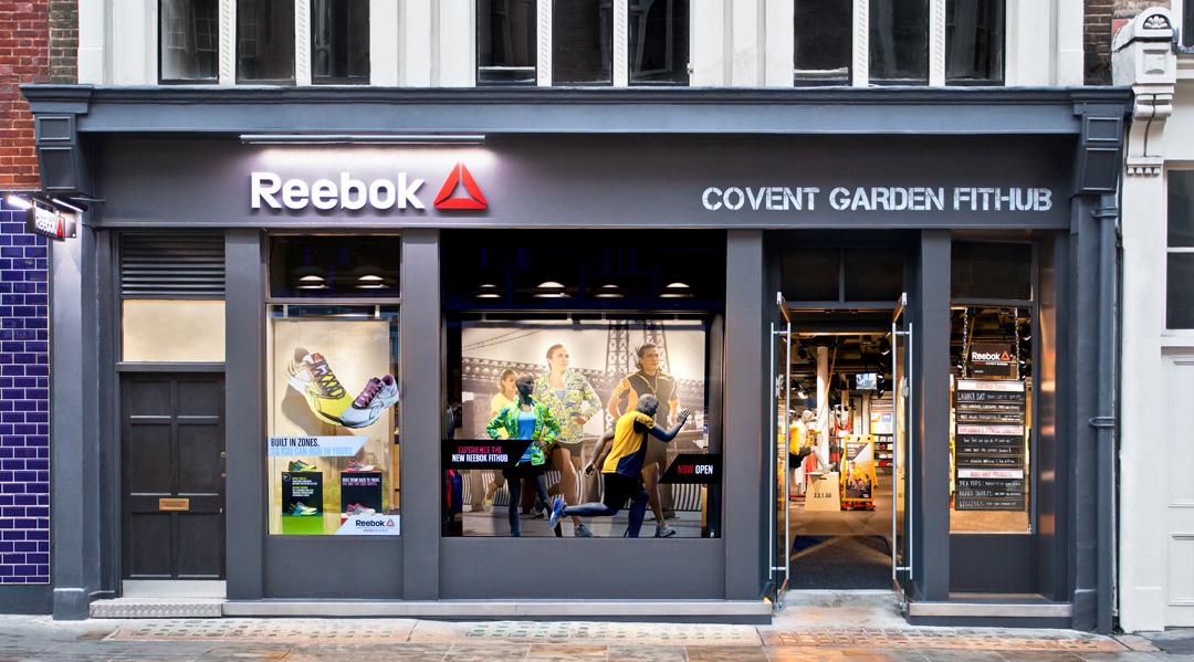 Reebok Logo Design Vector  Reebok PNG Image  Transparent