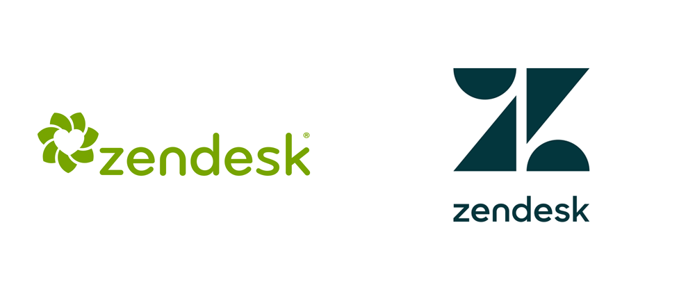 Brand New New Logo For Zendesk Done In house