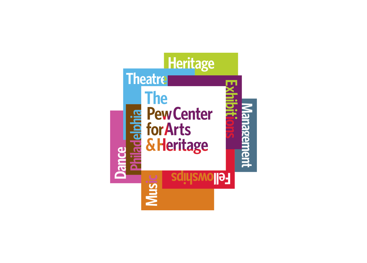 Pew Center for Arts & Heritage by johnson banks