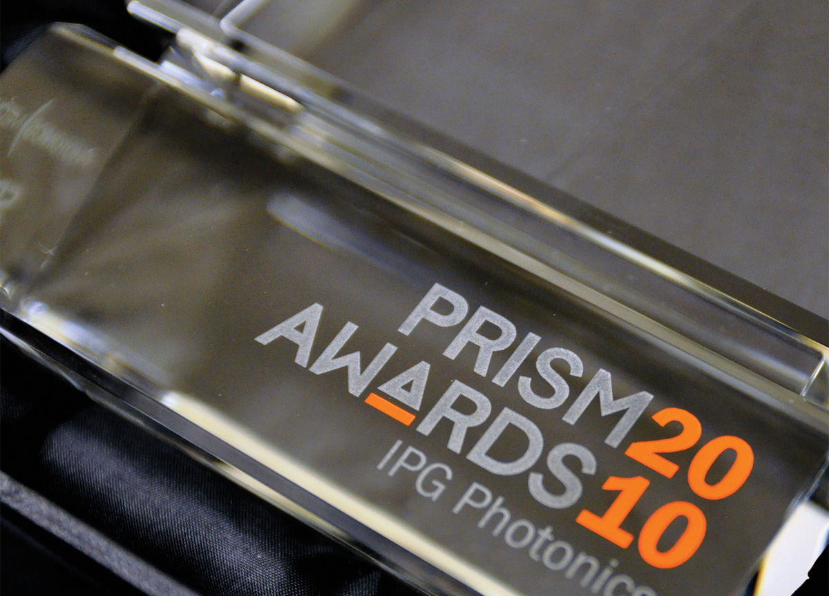 Prism Awards by SPIE