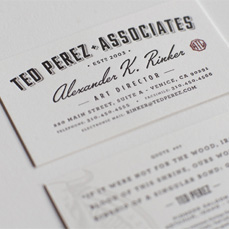 Ted Perez + Associates by Ted Perez + Associates