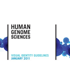 Human Genome Sciences by Landor Associates