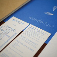 wanderlust hotel by Foreign Policy Design Group