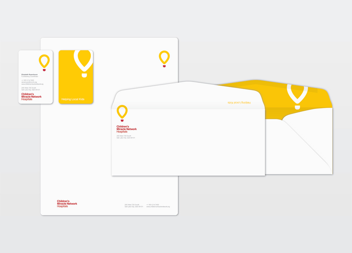 Children's Miracle Network Hospitals by Landor, Cincinnati
