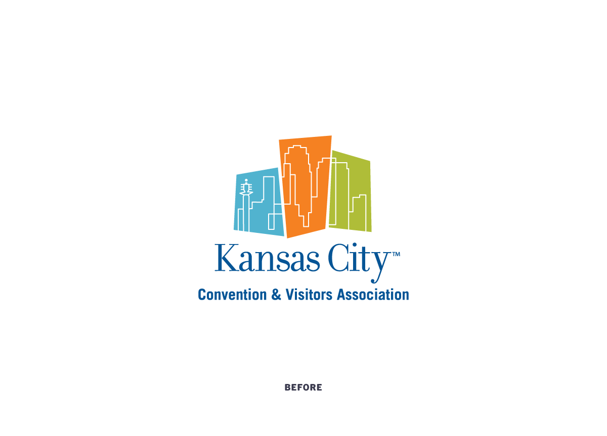 Kansas City Convention & Visitors Association by Willoughby Design, Inc.