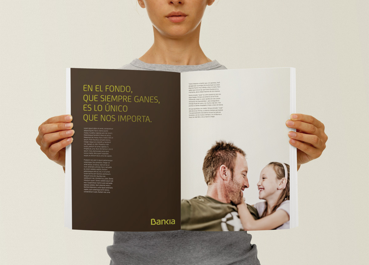 Bankia by Interbrand, Madrid