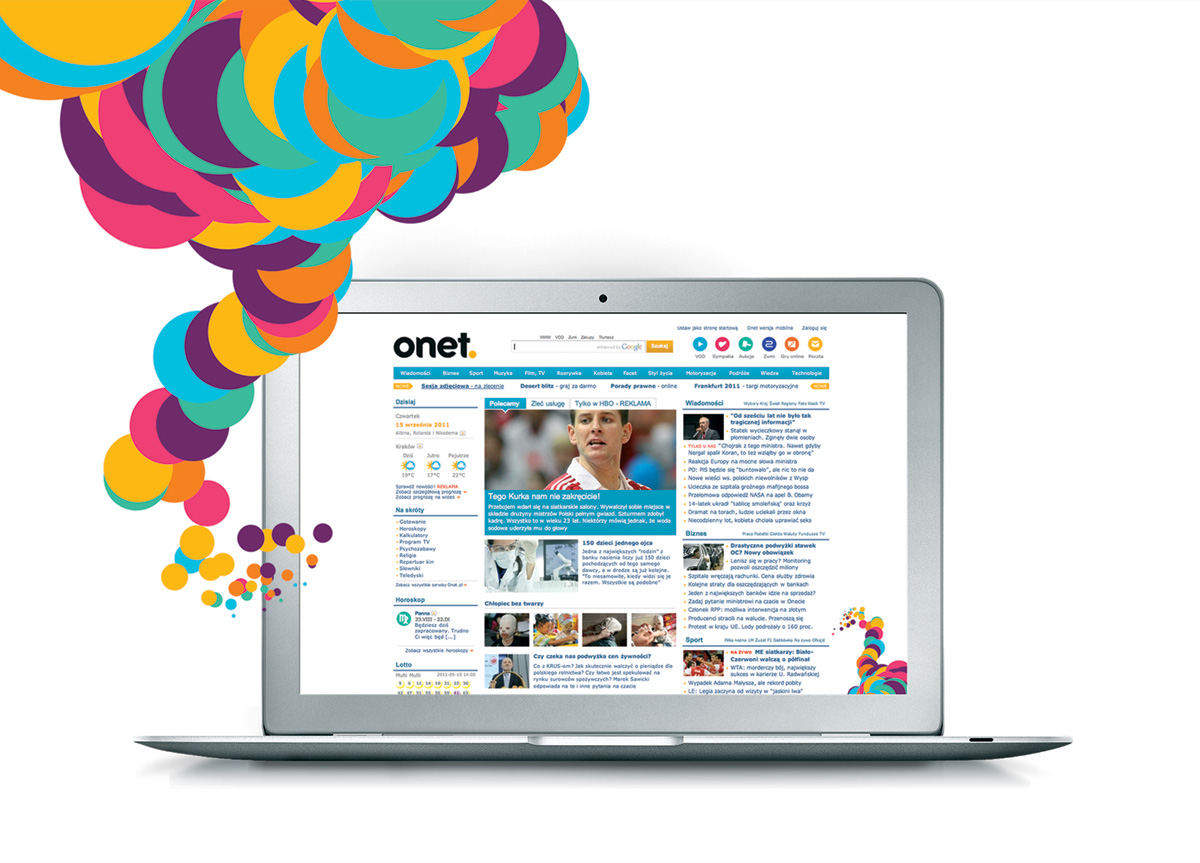 Onet.PL Group by Dragon Rouge, Poland