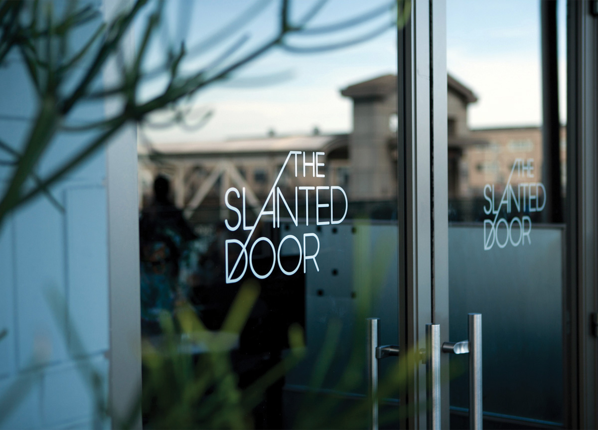 The Slanted Door by Manual