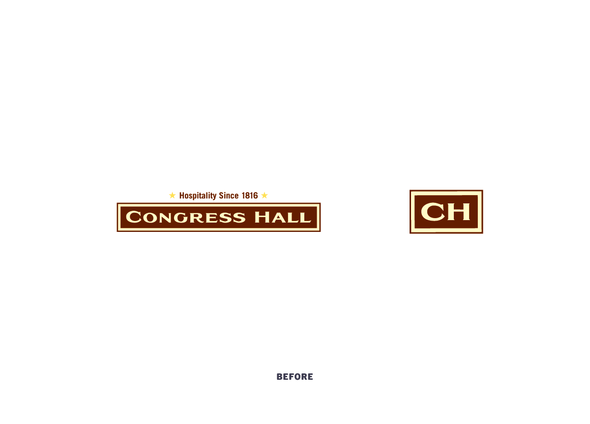 Congress Hall by Mucca Design