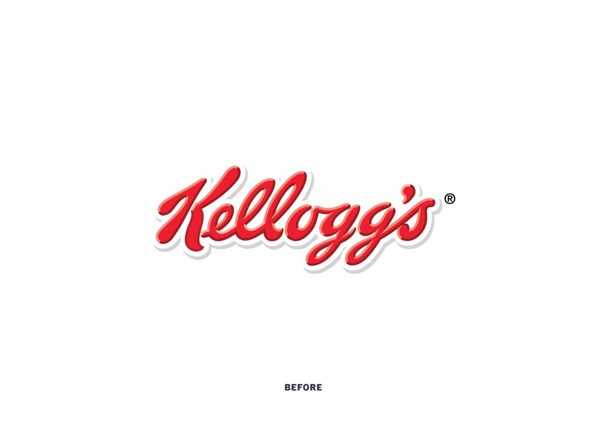 Kellogg's by Interbrand