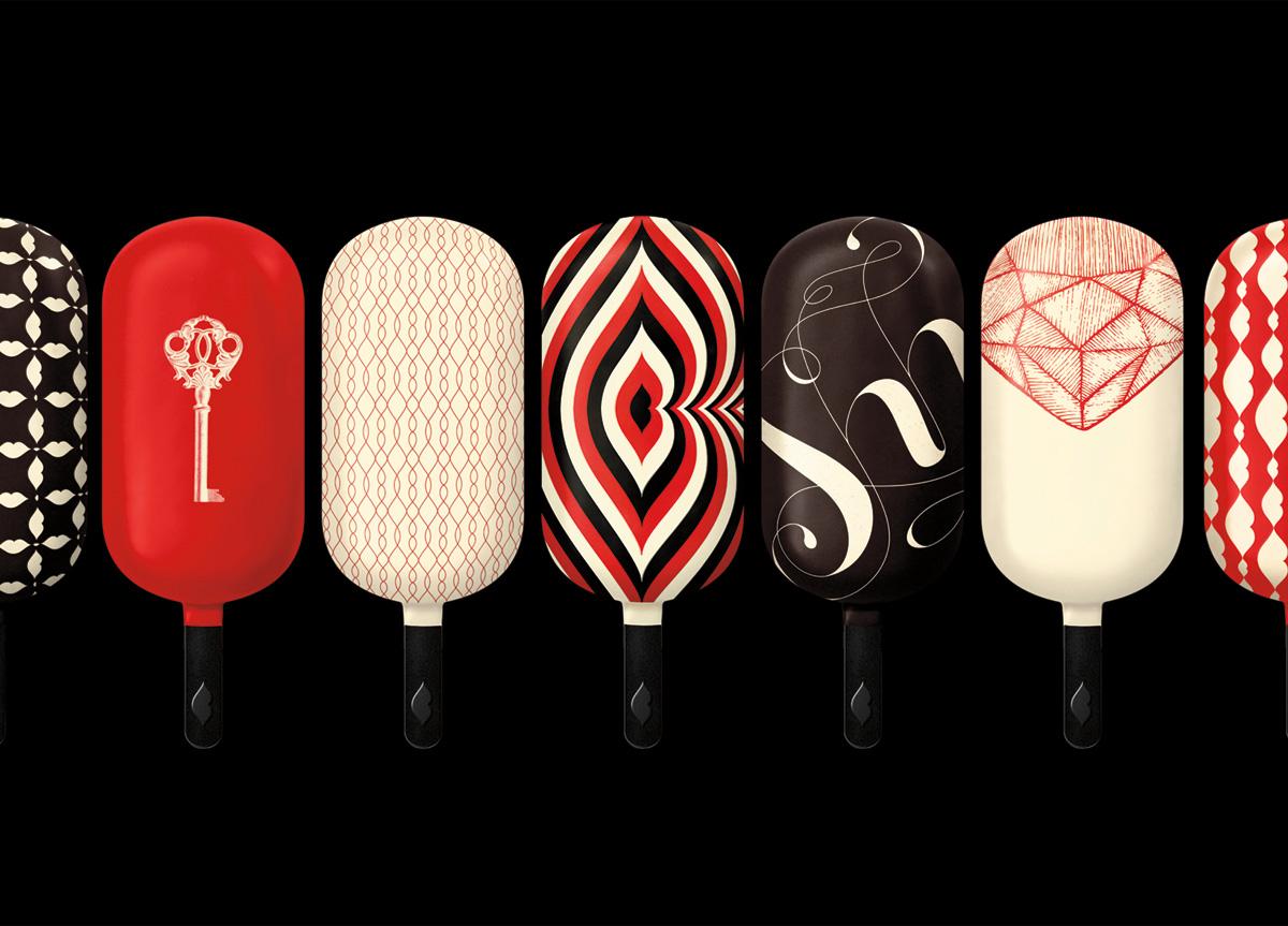 Advanced Ice Cream Technologies by Landor, San Francisco