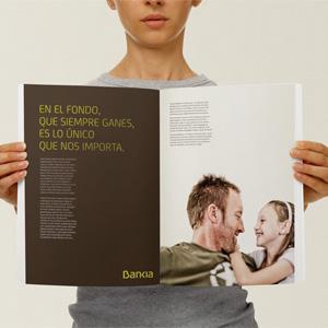 Bankia by Interbrand, Madrid