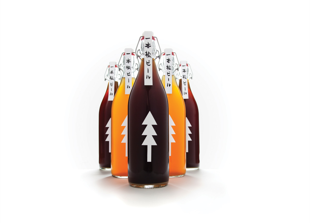 Ippon Matsu Beer by Ippon MatsuBeer