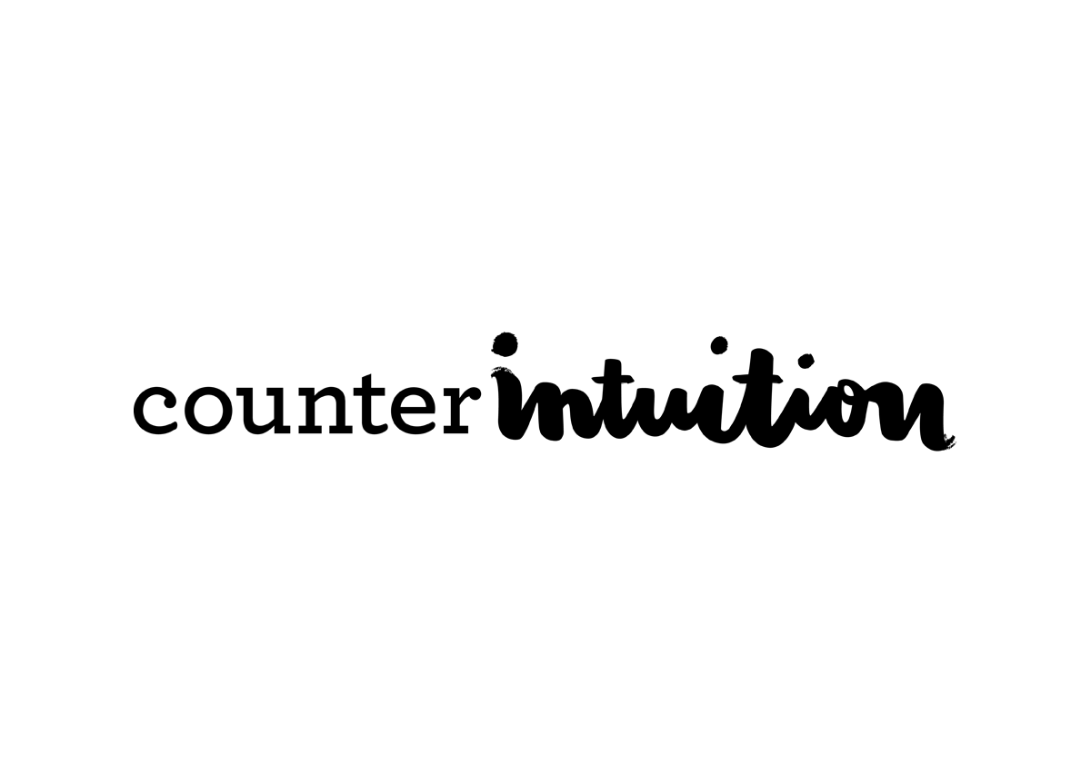 Counter Intuition by Katie King Rumford