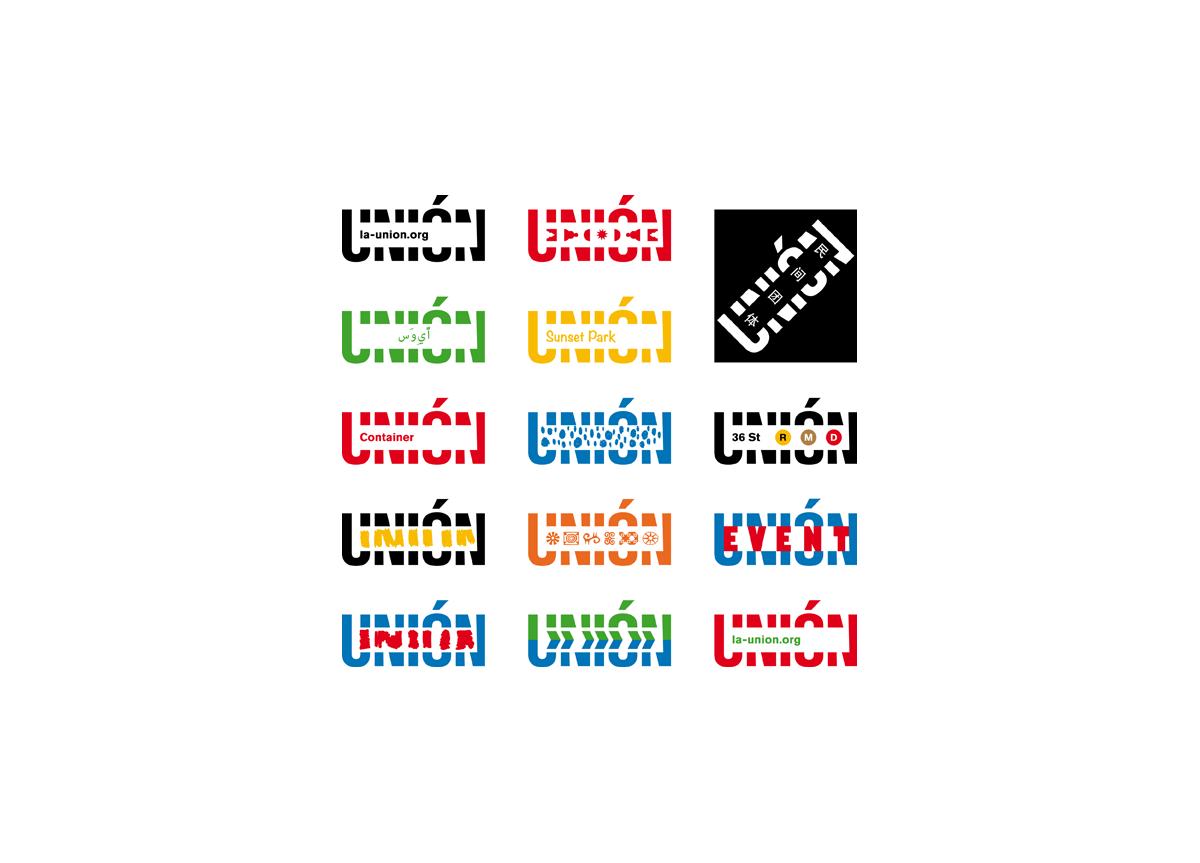 La Unión Organization by Romas Stukenberg