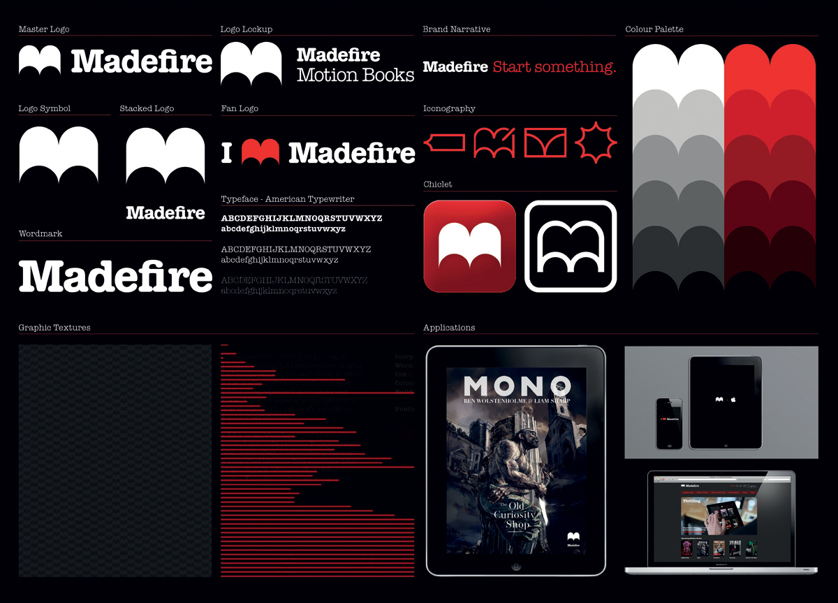 Madefire by Moving Brands