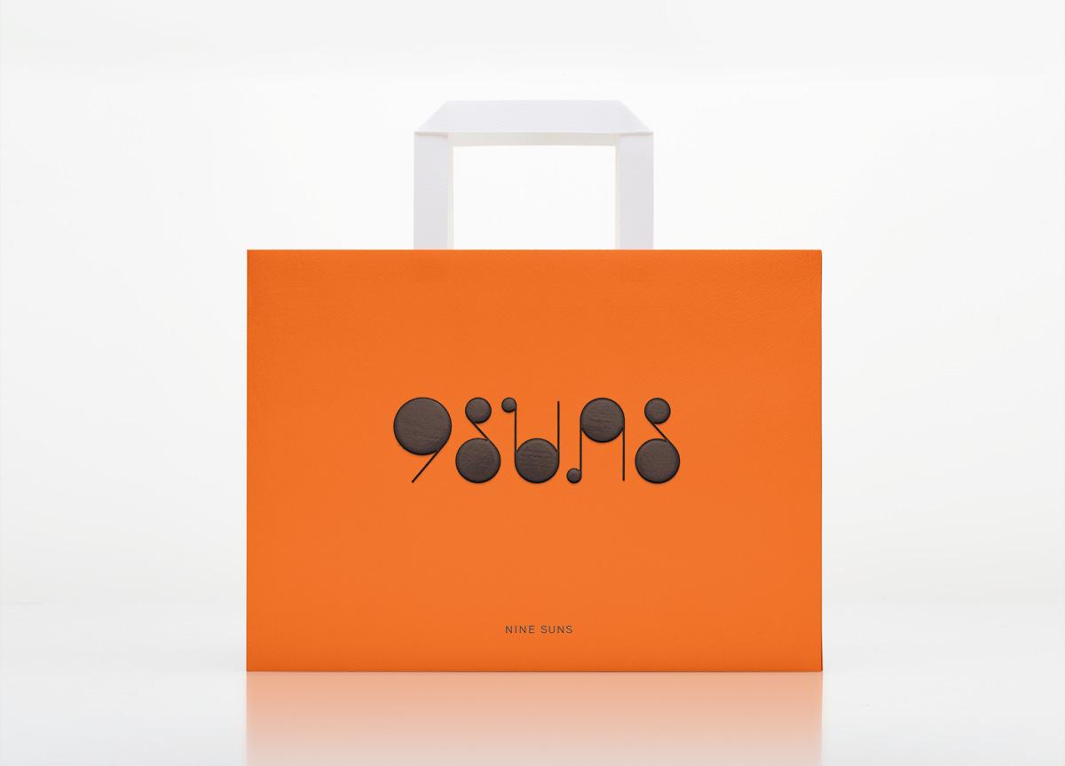 Nine Suns by Landor Associates