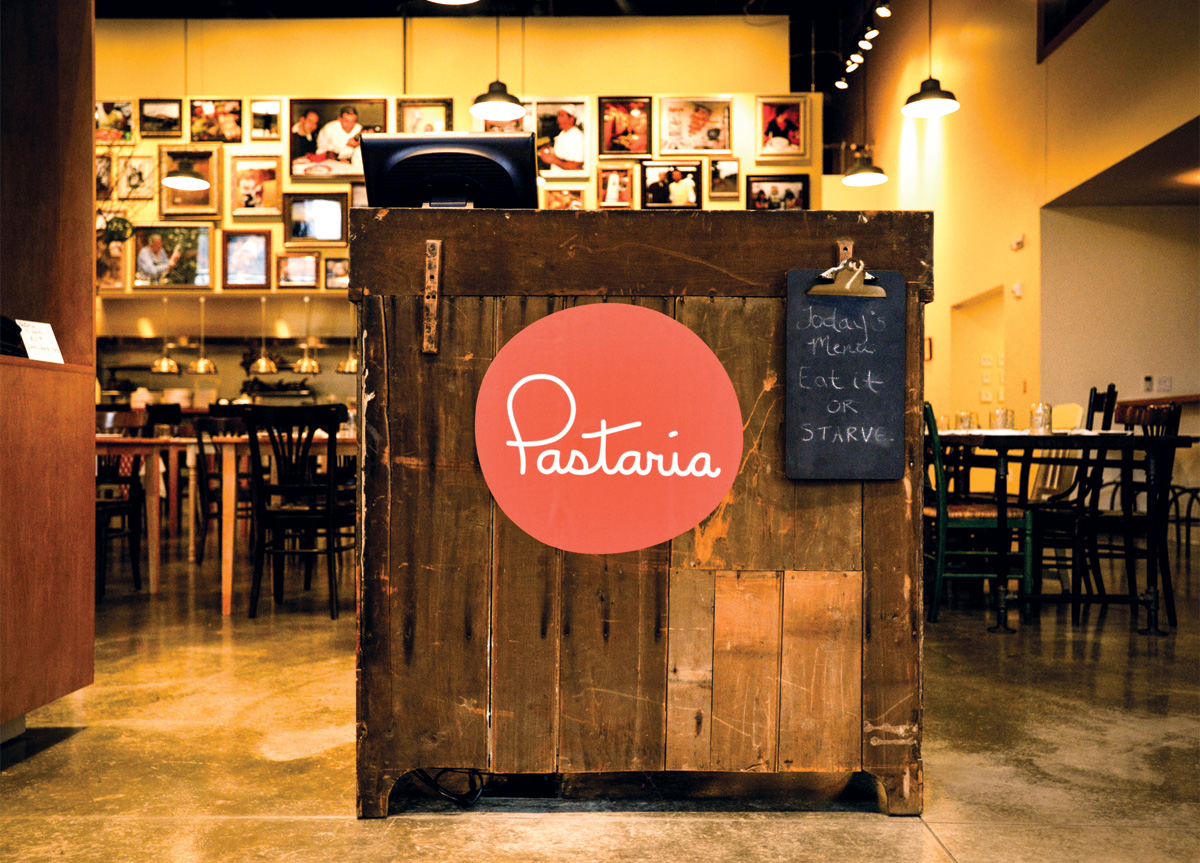 Pastaria by Atomicdust