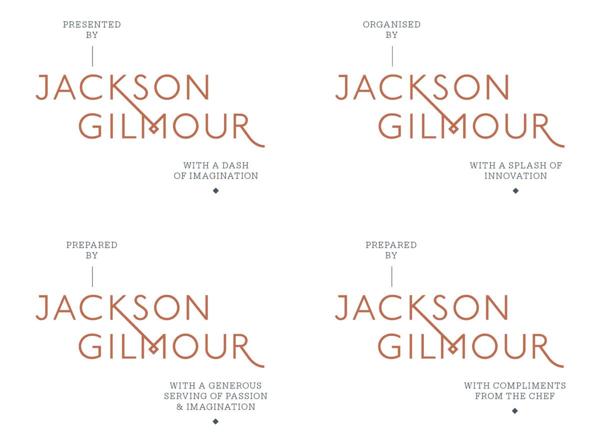 Jackson Gilmour by Magpie Studio