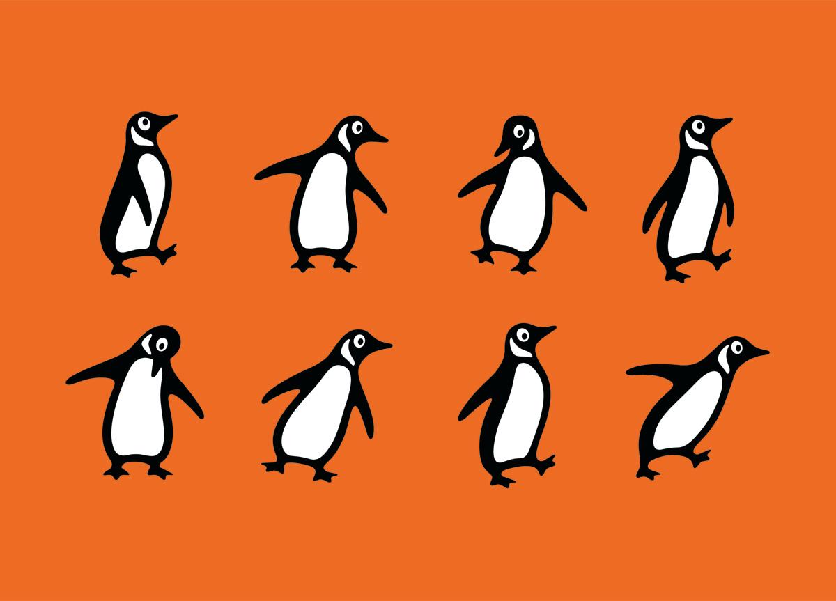 Penguin books logo - photo#12