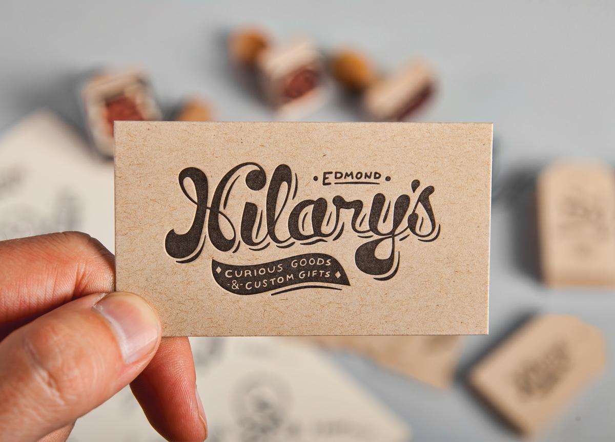 Hilary's byGhost