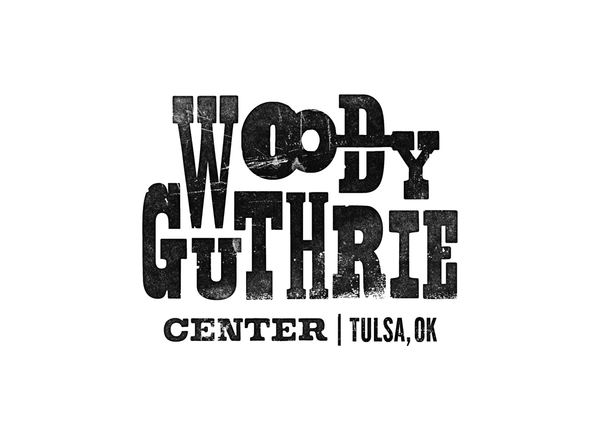 Woody Guthrie Center by Toky