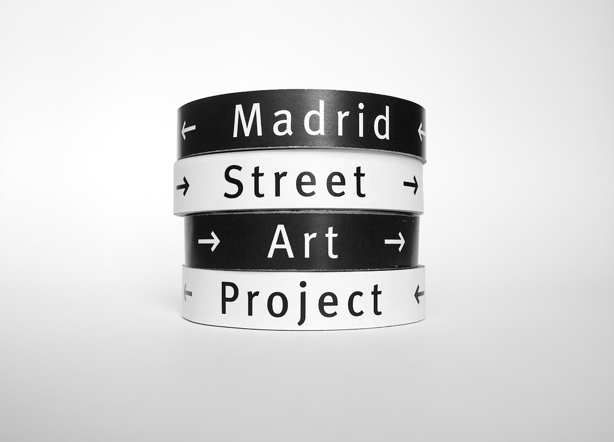 Madrid Street Art Project by IS Creative Studio