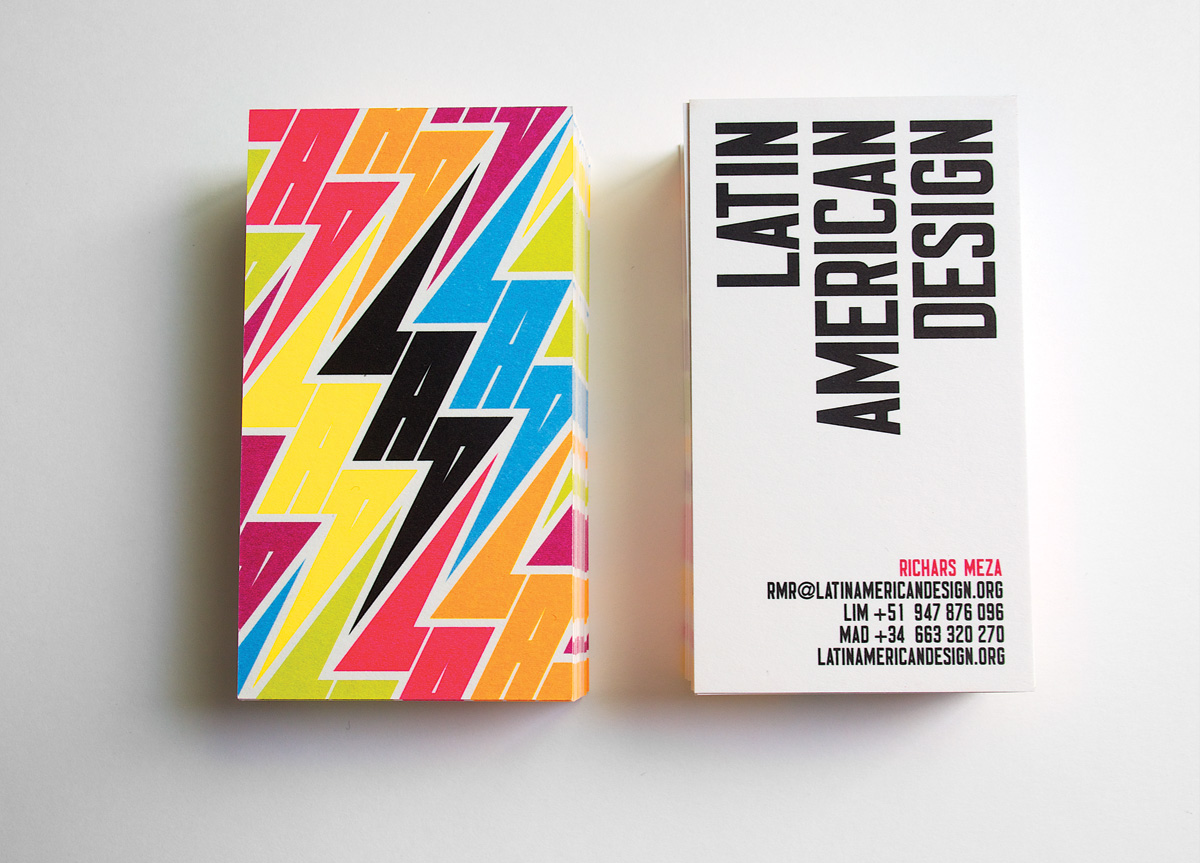 Latin American Design by IS Creative Studio