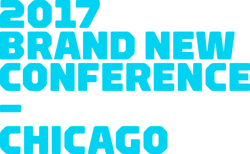 2017 Brand New Conference — Chicago