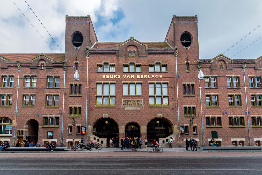Hotel Beurs Amsterdam