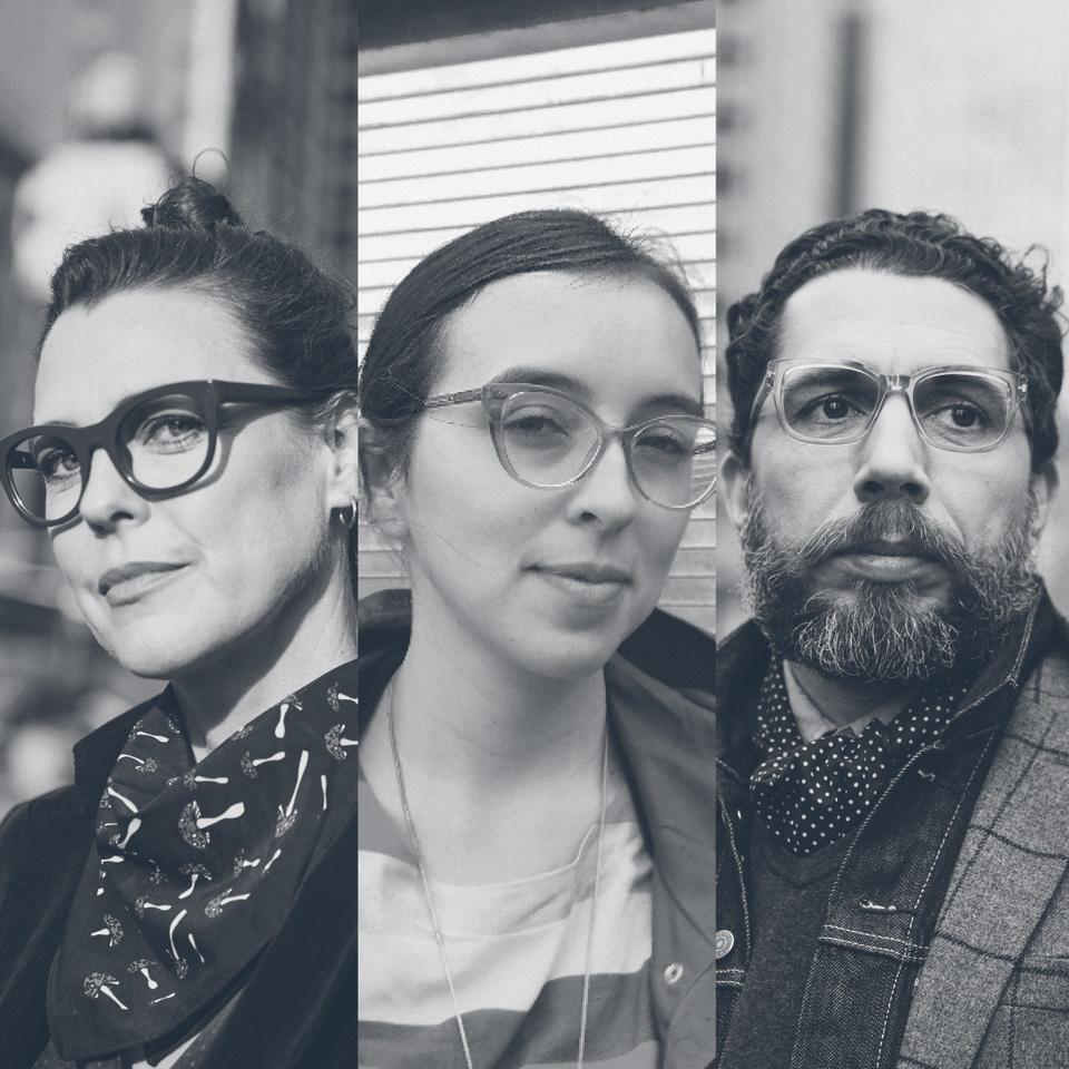 Andrea Brown, María Silva Mora, Matteo Bologna