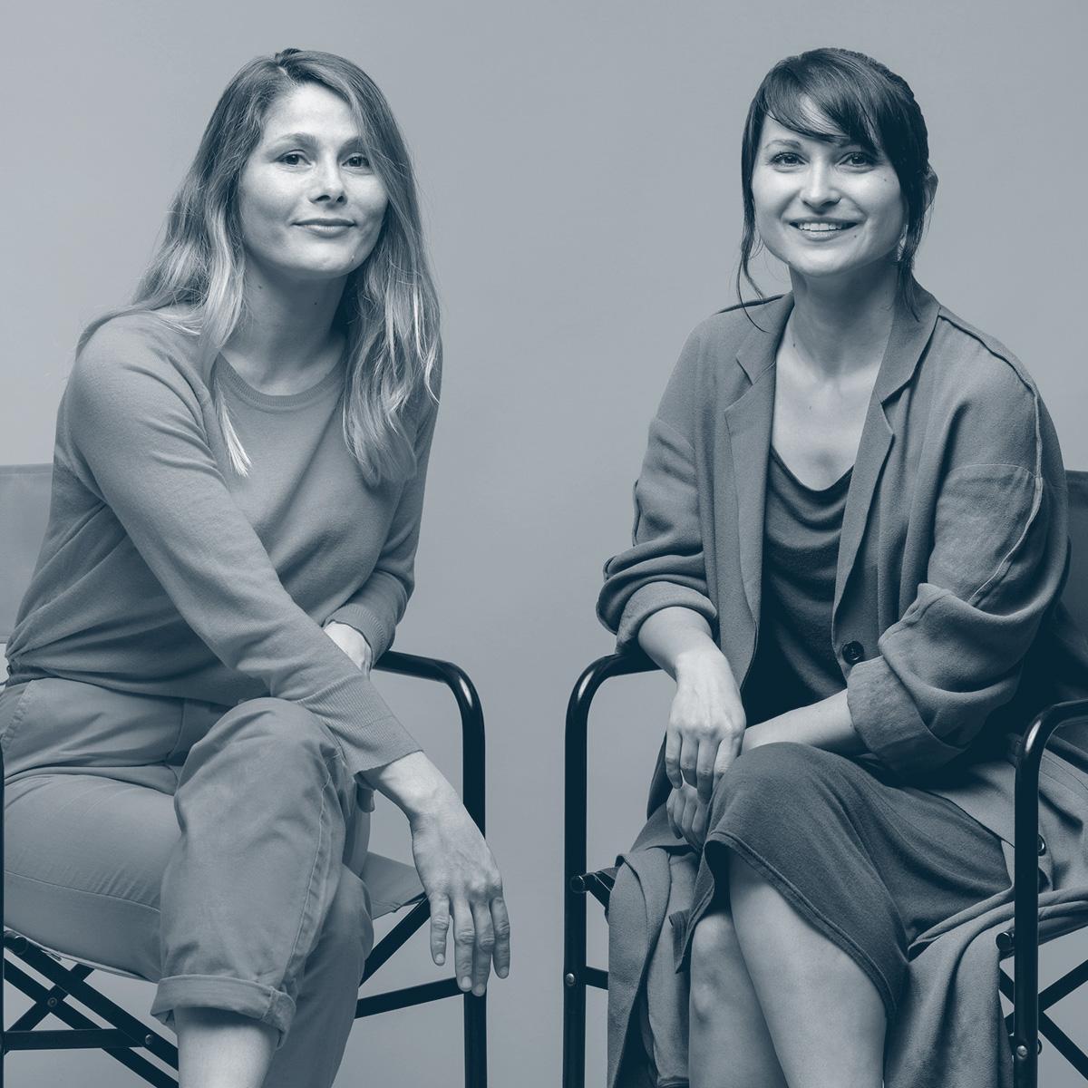 Patricia Armada & Eva Vesikansa
