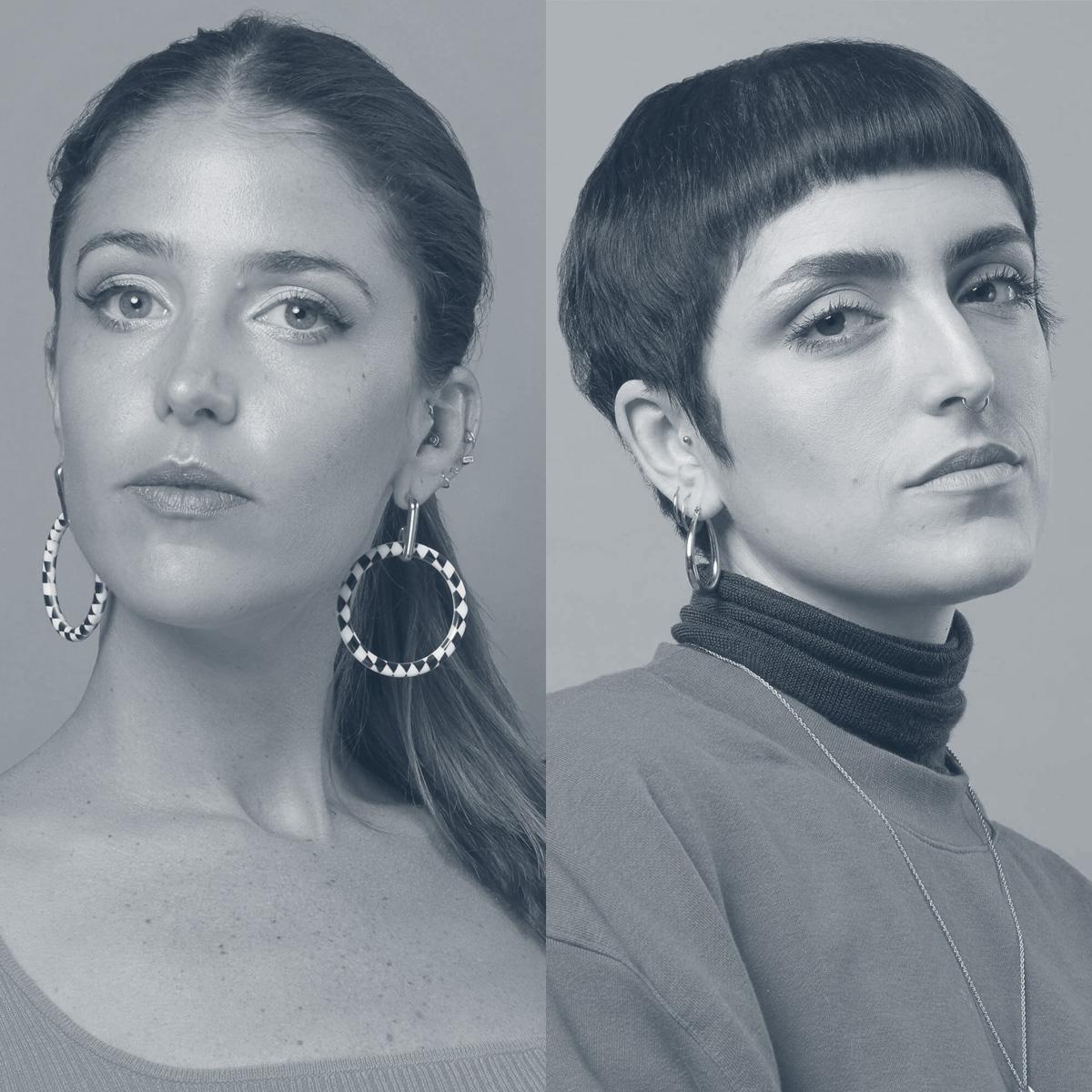 Lauren Walsh & Rachel Denti