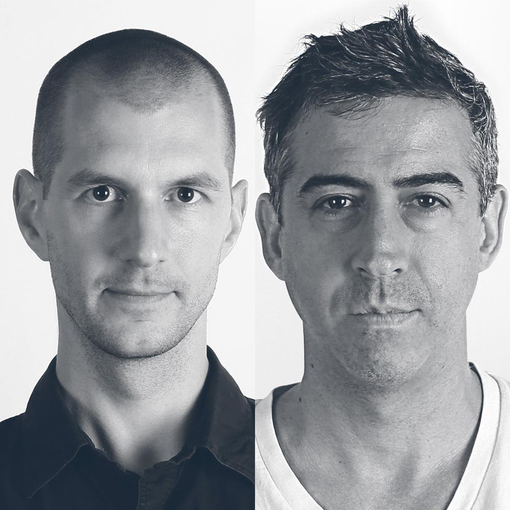 Greg Hahn and Ryan Moore