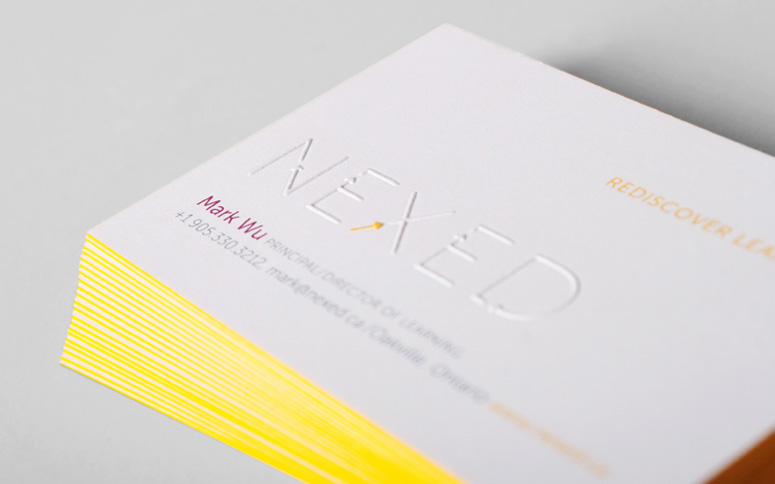 Nexed Business Card