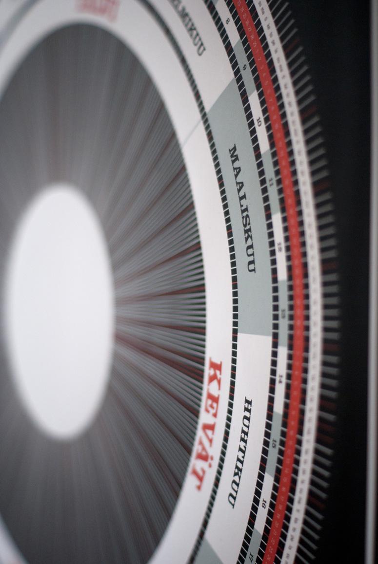 Poster Calendar 2012