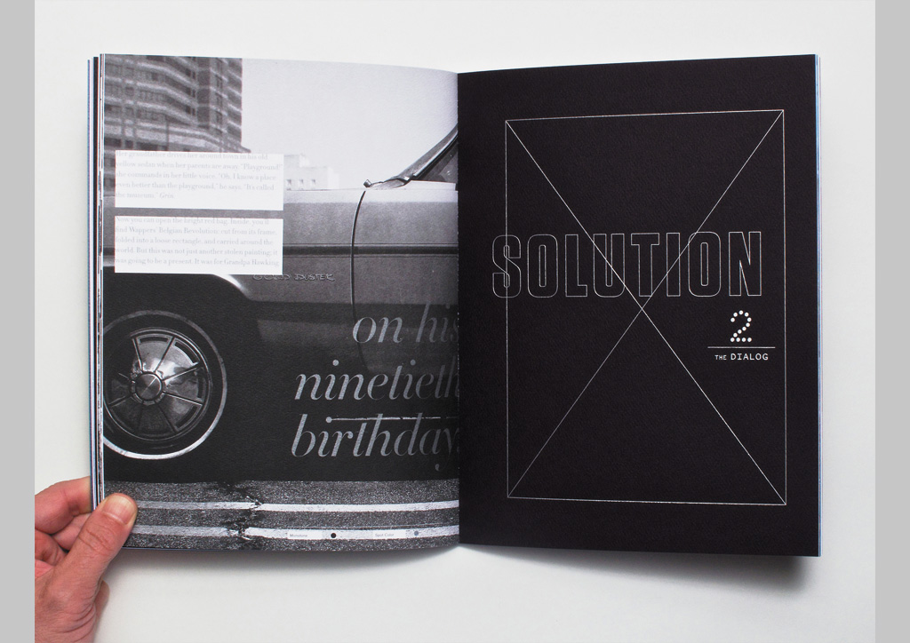 Brochure for Mohawk Fine Papers Inc. by Volume Inc.