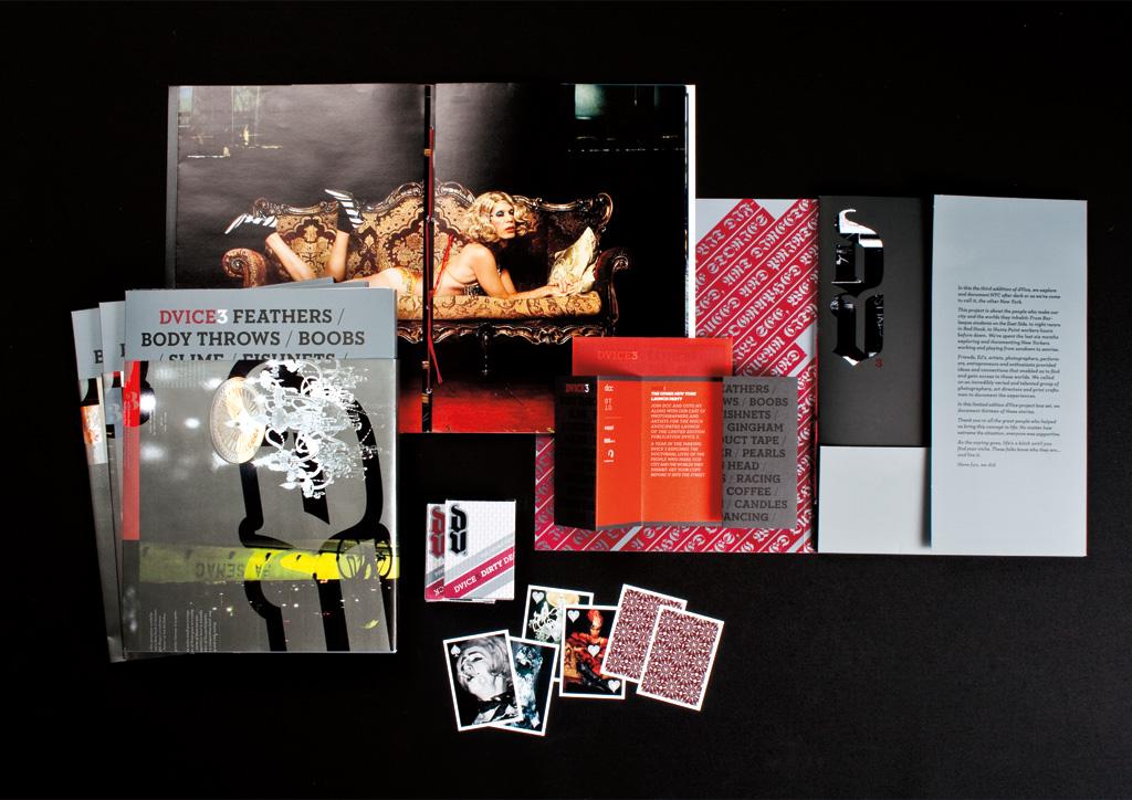 Box Set for DCC and OTTO NY by OTTONY