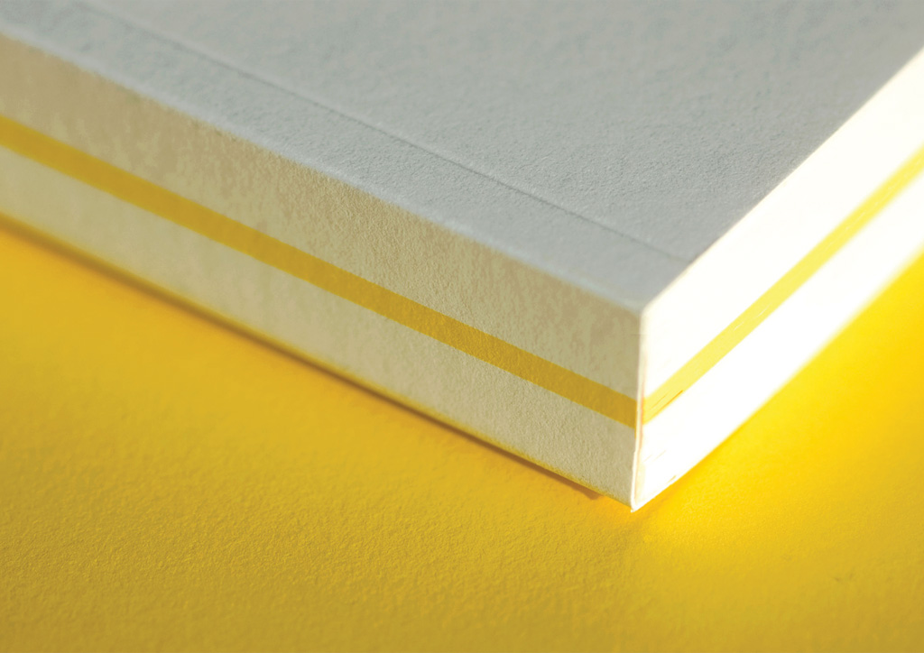 Notebook for Self-Promotion by Matter Strategic Design