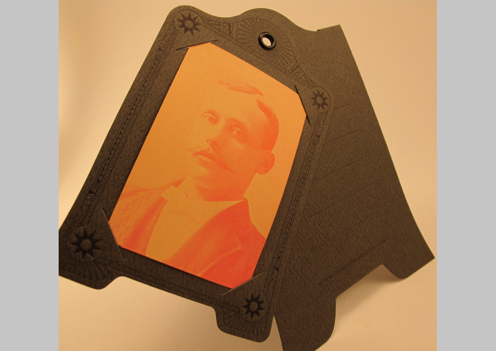 Picture Frame by Stumptown Printers