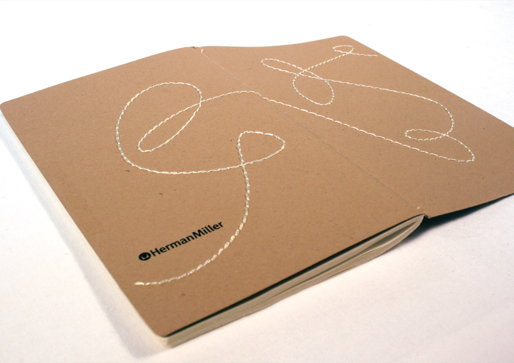 Notebook for Herman Miller, Inc. by Thesis