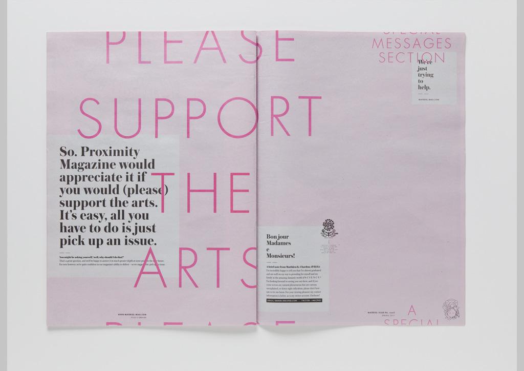 Magazine for Matériel Magazine by Freimuth & Poff Unlimited