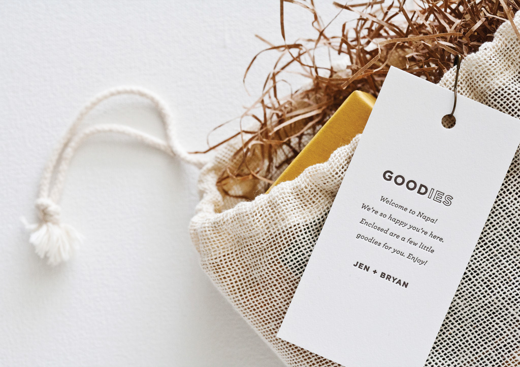 Wedding Invitation for Jen and Bryan by Passing Notes