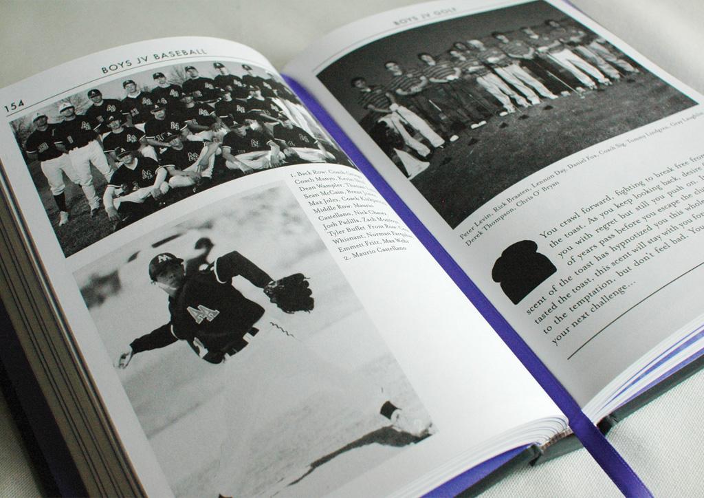 Yearbook for Albuquerque Academy by Albuquerque Academy