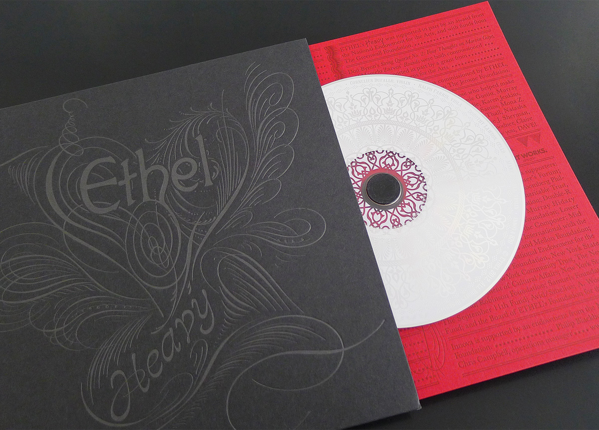CD Package for Ethel by Malcontent