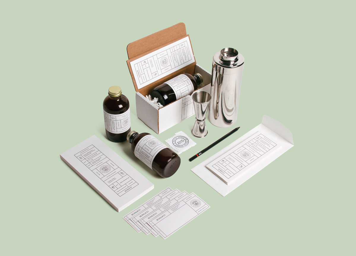 Collateral Materials for Self-Promotion by RoAndCo