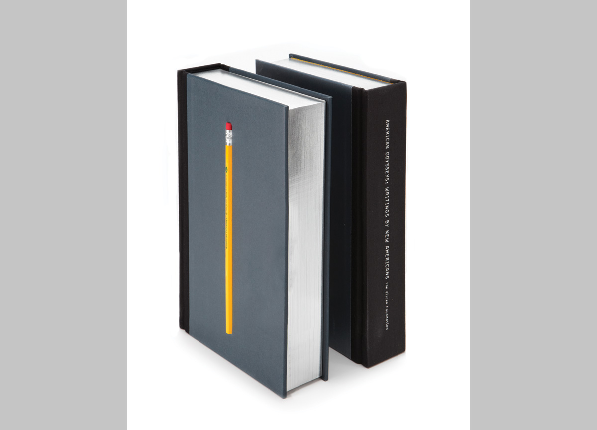 Book for The Vilcek Foundation by yesyesyes design