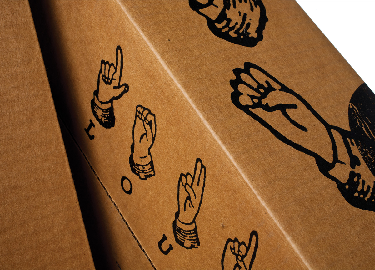 Package for MARK Skateboards by Marc English Design