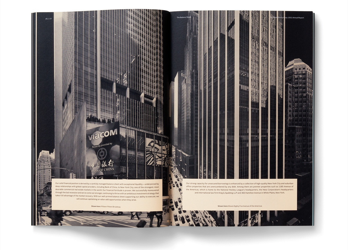 Annual Report for SL Green Realty Corp. by Addison